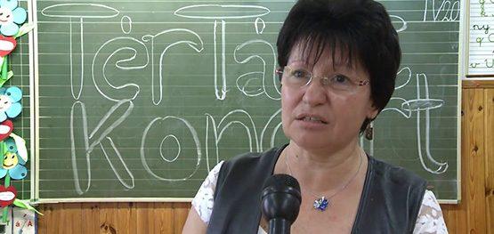 Dancing on the Square 2016 - Szilágyiné Bodnár Erzsébet