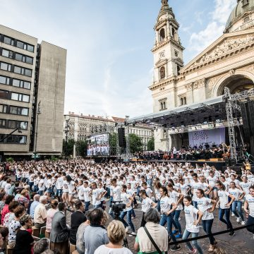 Dancing on the Square 2018